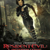 Resident Evil Retribution Filmplakat