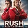 Rush – Alles für den Sieg - Filmposter