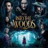 Deutsches Hauptplakat Zu Into The Woods