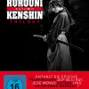 Das deutsche DVD-Cover zu 'Ruroni Kenshin' (Copyright: Splendid Film)