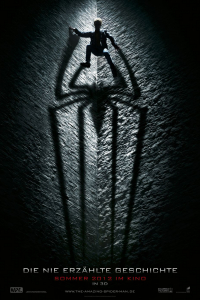 Spiderman Teaser Plakat