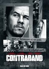 Deutsches Plakat für 'Contraband'
