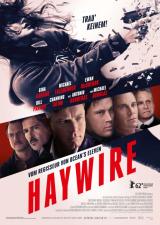 Deutsches Plakat für 'Haywire'