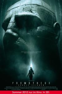 Prometheus Teaser Plakat 2012
