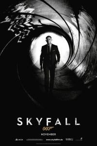 Skyfall Teaser Plakat