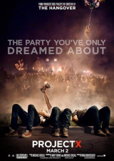 Project X Filmposter
