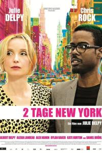 2 Tage New York Plakat