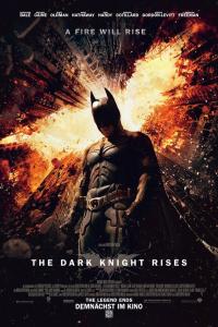 Dark Knight Rises Hauptplakat
