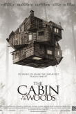 Cabin In The Woods Hauptplakat