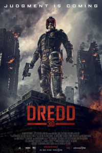Dredd Teaserplakat