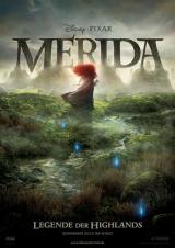 Merida - Teaser Plakat