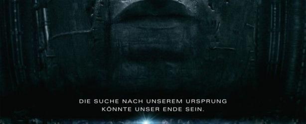Prometheus Hauptplakat