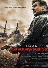 96 Hours – Taken 2 - Filmposter