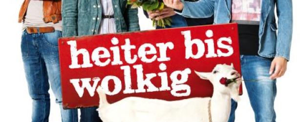 Heiter Bis Wolkig Hauptplakat