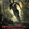 Resident Evil Retribution Filmplakat