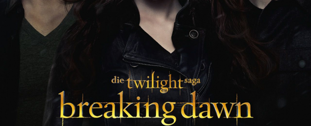 Twilight Breaking Dawn–2 Filmplakat