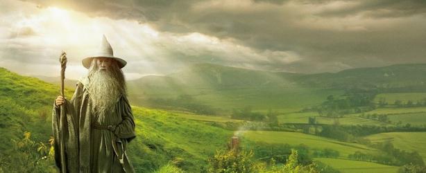 Der Hobbit Teaserplakat