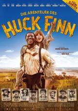 Huck Finn - Filmposter