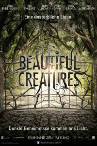 Beautiful Creatures Teaser Plakat