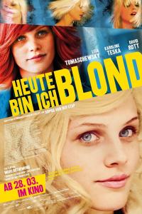 Heute Bin Ich Blond Hauptplakat