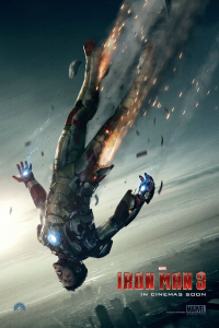 Iron Man 3 Teaserplakat