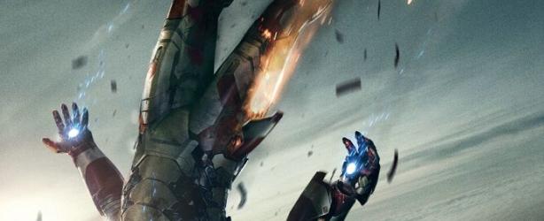 Iron Man 3 Teaserplakat