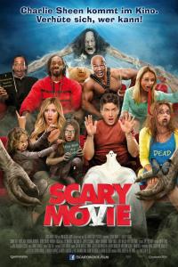 Scary Movie 5 Hauptplakat A4 1400