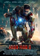 Iron Man 3 - Filmposter