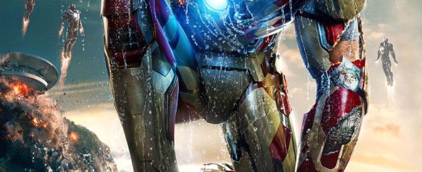 Iron Man 3 International Poster