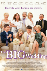The Big Wedding Hauptplakat