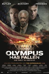 Olympus Has Fallen Hauptplakat