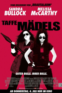 Taffe Mädels Hauptplakat