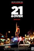 21andOver Plakat