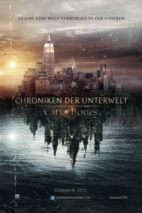 Chroniken Der Unterwelt Teaserplakat