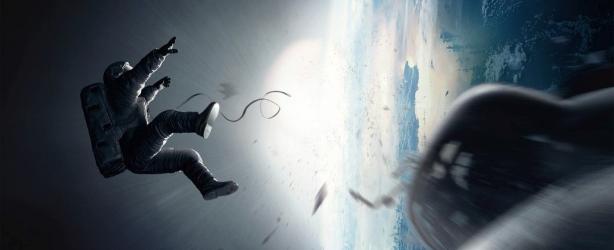 Gravity Hauptplakat