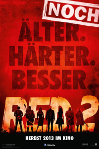 RED 2 Teaserplakat