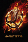 Catching Fire Teaserplakat