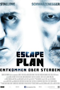 Escape Plan Hauptplakat