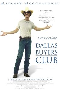 Dallas Buyers Club Hauptplakat
