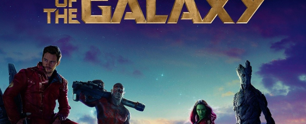 Guardians Of The Galaxy Teaserposter