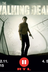 The Walking Dead RTL 2 Banner