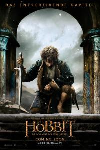Der Hobbit 3 Hauptplakat