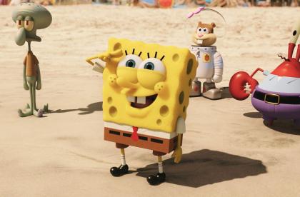 Spongebob Schwammkopf 3D - Szenenbild 2