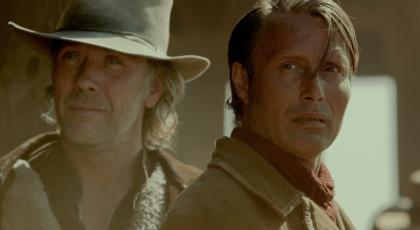 Szenenbild aus 'The Salvation'