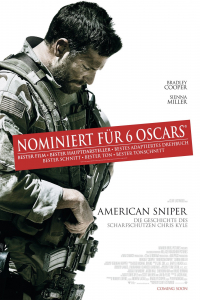 American Sniper Hauptplakat