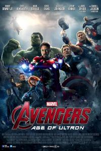 "Das deutsche Kinoplakat zu ""Marvel's Avengers: Age of Ultron"". (Copyright: Marvel, 2015)"