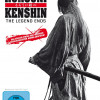 Das deutsche DVD-Cover zu 'Rurouni Kenshin - The Legend Ends' (Copyright: Splendid Film, 2014)