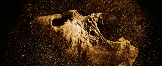 """Das deutsche Kinoplakat zu """"The Pyramide - Grab des Grauens"""" (Copyright: Twentieth Century Fox, 2014)"""