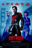 Das deutsche Teaserplakat zu 'Ant-Man' (Copyright: Marvel, 2015)