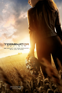 Das deutsche Teaserplakat zu 'Terminator Genisys' (Copyright: Paramount Pictures and Skydance Productions, 2015)
